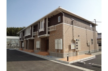 アルドーレⅠ 1階 2DK 賃貸アパート