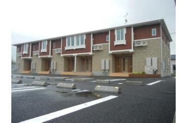 クレールⅡ A 1階 2DK 賃貸アパート