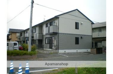 シャルマン六田 1階 2DK 賃貸アパート