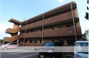 フィフティズA 3階 3DK 賃貸マンション