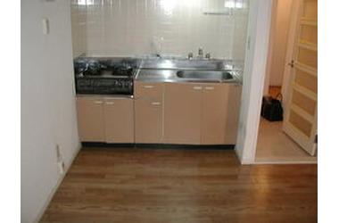 エクセルハイツ2階2DK 賃貸アパート