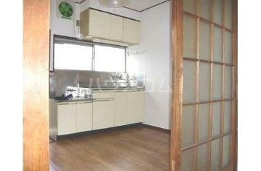 経堂 徒歩20分2階2DK 賃貸アパート
