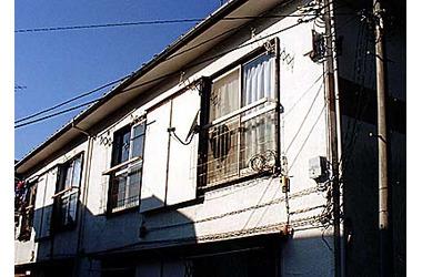 市川荘2階1K 賃貸アパート
