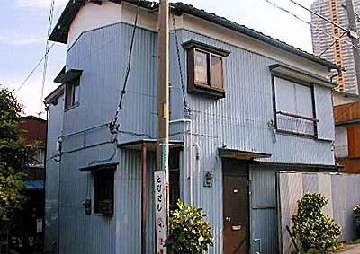 高木荘12階1K 賃貸アパート