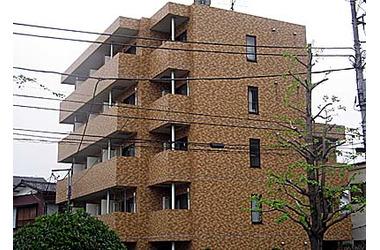 綱島 徒歩18分4階1R 賃貸マンション