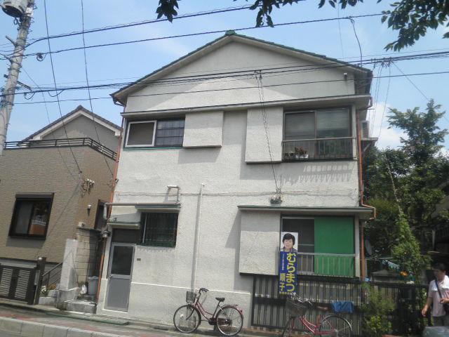 添田荘アパート2階1K 賃貸アパート