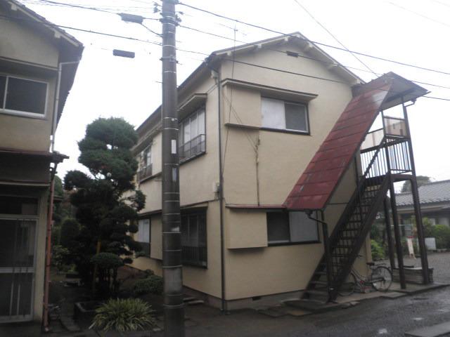 吉野荘B 2階 1K 賃貸アパート