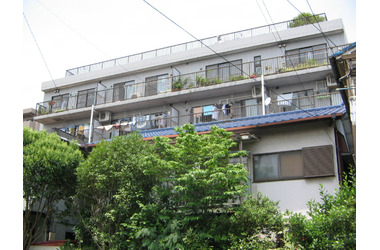 マドローダム川崎2階1K 賃貸マンション