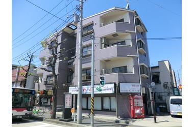 綱島 バス9分 停歩1分4階2DK 賃貸マンション