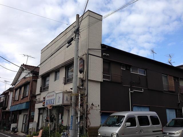 川崎 バス15分 停歩3分2階1R 賃貸アパート