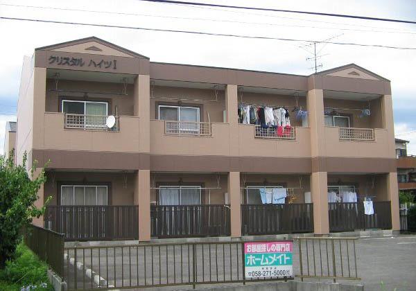 クリスタルハイツⅠ 賃貸アパート
