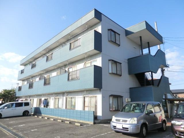 センチュリーマンション 3階 2DK 賃貸アパート