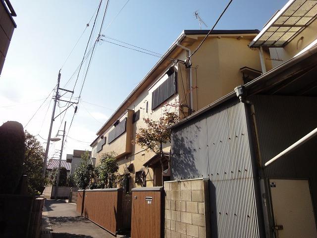 松美荘2階1K 賃貸アパート