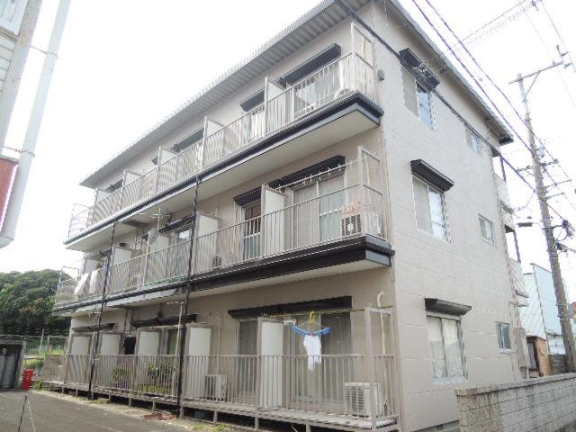 カワイハイツ 3階 1K 賃貸アパート