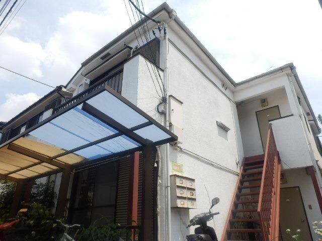 シャルマンナカヤ 2階 1K 賃貸アパート