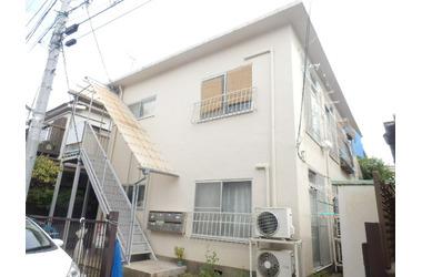 コーポラモナ1階1K 賃貸アパート