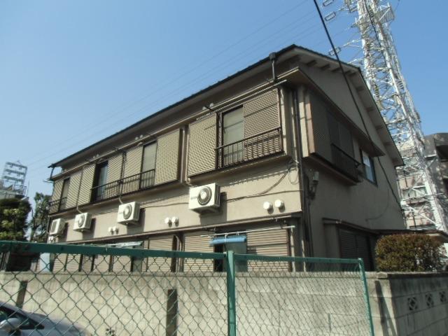 文月荘 2階 1R 賃貸アパート