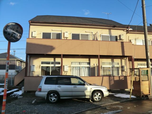 メゾン愛Ⅱ 2階 1K 賃貸アパート