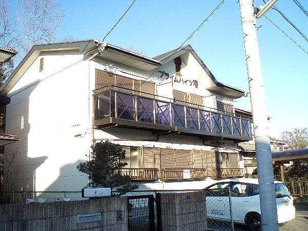 プライムハイツ曙 1階 1K 賃貸アパート