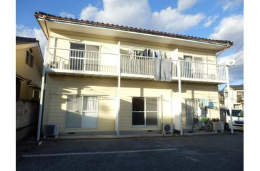 磯コーポ 2階 1K 賃貸アパート