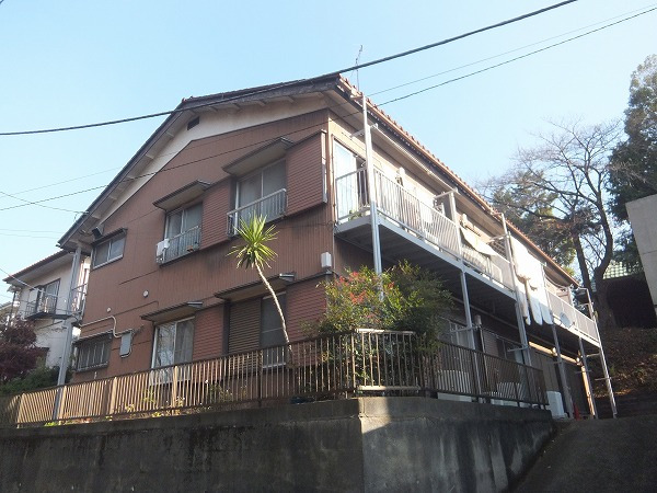 ハイツユタカ1階2K 賃貸アパート