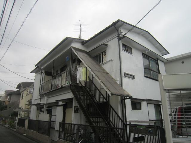 武蔵小杉 徒歩20分 2階 1K 賃貸アパート
