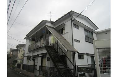 入江荘2階1K 賃貸アパート