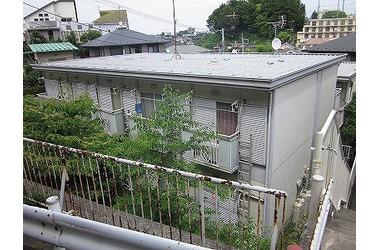 コーポ草風A棟2階1K 賃貸アパート