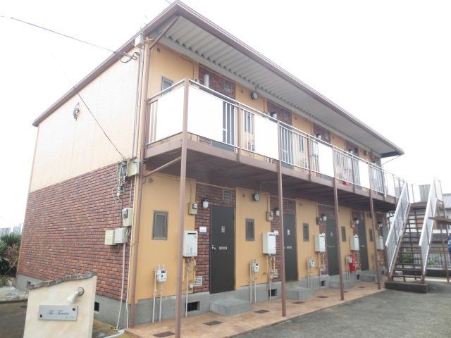 ザ・テラス 1階 1K 賃貸アパート