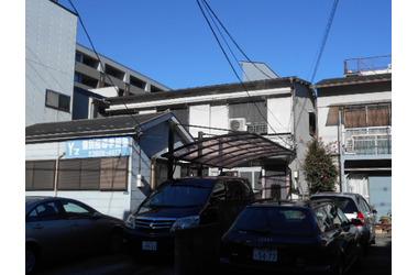 横井アパート 2階 1K 賃貸アパート