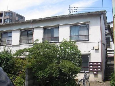 木梨荘 1階 1K 賃貸アパート