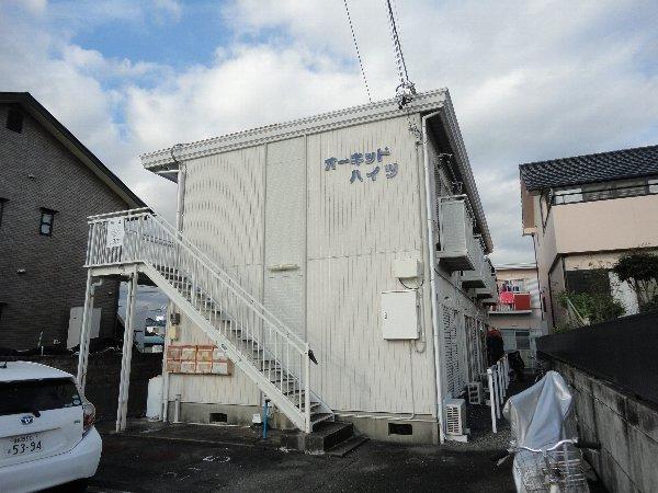 清水 バス24分 停歩1分 2階 1K 賃貸アパート