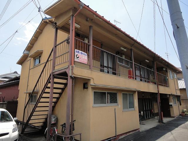 奥ノ荘3 2階 2K 賃貸アパート