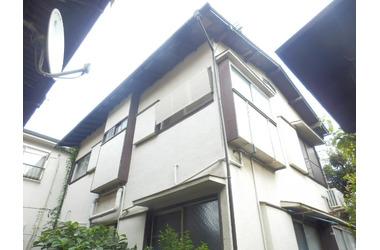 小林アパート(南側)2階1K 賃貸アパート