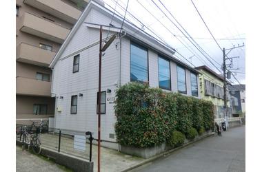 クリア綱島1-2階1DK 賃貸テラスハウス
