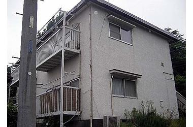 コーポ原木2階2DK 賃貸アパート
