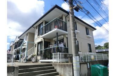 綱島 バス7分 停歩1分1階2LDK 賃貸アパート