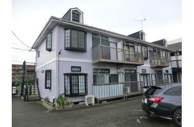 ハイムセジュール2階2DK 賃貸アパート