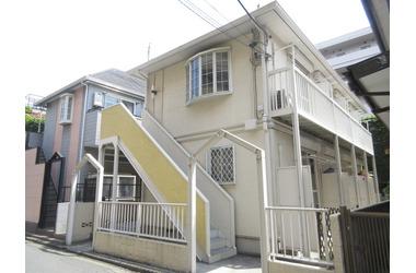 菊名イッセイハイツ1階1K 賃貸アパート