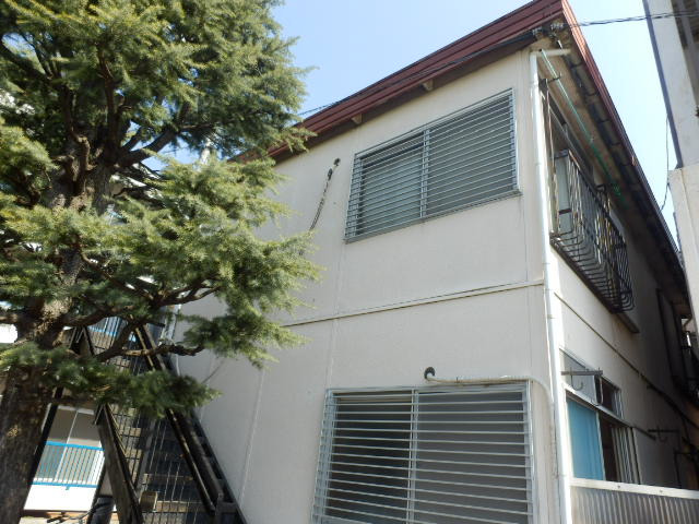 二宮コーポ2階1K 賃貸アパート