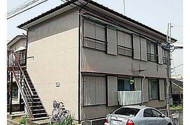 綱島 徒歩20分2階2DK 賃貸アパート