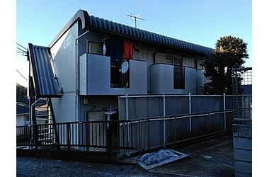 慶應フジビューハイツ1階1K 賃貸アパート