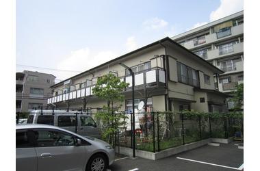 綱島 徒歩19分1階2DK 賃貸アパート