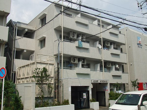 スカイコート日吉3 賃貸マンション
