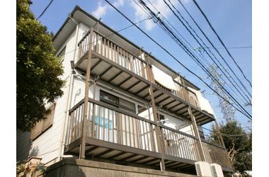 サンプラーザ日吉2階1K 賃貸アパート
