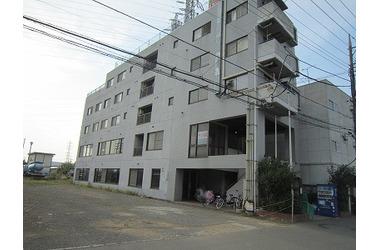 プラーズ駒岡4階2DK 賃貸マンション