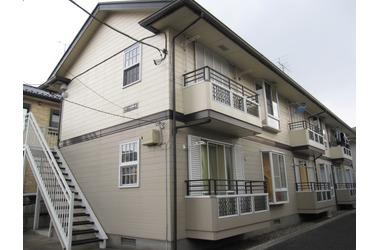 ハイツ井戸木2階2DK 賃貸アパート