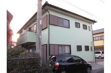 パレットガーデン B棟1階2DK 賃貸アパート