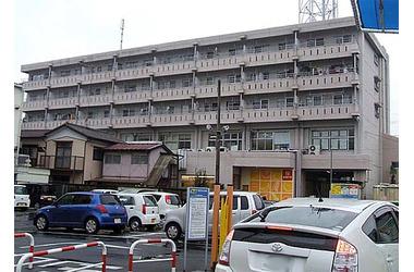 青木ハイツ5階2LDK 賃貸マンション