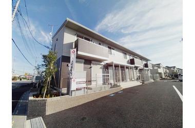 北鴻巣 バス20分 停歩1分1階2LDK 賃貸アパート